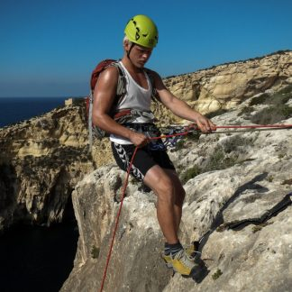 Abseiling activities