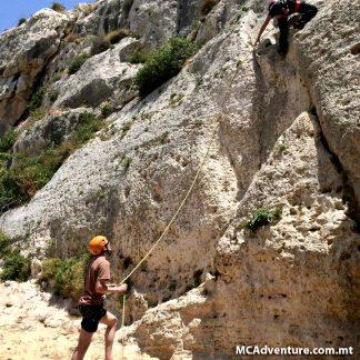 Rock Climbing activities