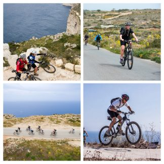 Biking activities