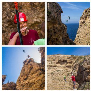 Freefall jump activities